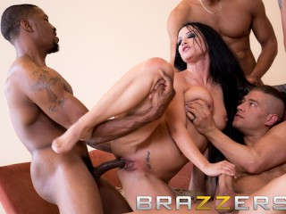 Hot group sex porn shower