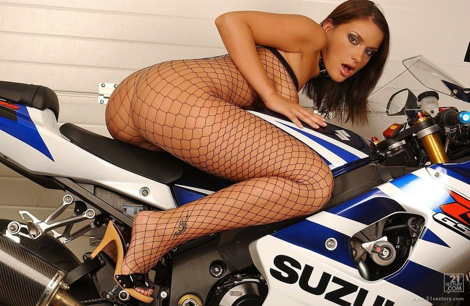 Superbike Girls Naked Jane